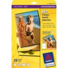 Avery jaquettes DVD pour boites DVD - blanches -