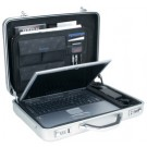 ALUMAXX Laptop Attaché case MERCATO -en aluminium