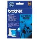 Cartouche d'encre Brother LC1000C - cyan