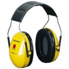 3M Casque de protection auditive de confort H510AC - jaune