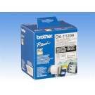 Etiquettes adresses Brother DK-11208 - 62 x 29 mm - blanches