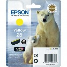 Cartouche originale EPSON Expression XP-600 - jaune