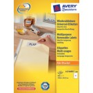 AVERY Étiquettes multi-usages - 35,6 x 16,9 mm - blanc