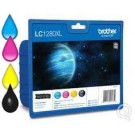 Multi pack cartouche Brother LC1280XL  - 4 couleurs