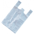 Sac plastique 36 mu - 380 x 50 x 450mm - 500 pcs - transparent