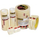 3M Scotch adhésif 550 - 12mm x 66 m - transparent