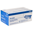 Toner TN-3330 pour imprimante laser Brother - noir