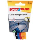 Tesa VELCRO câble Manager small - colorés - 12 mm x 200 mm