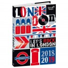 agenda scolaire union jack london