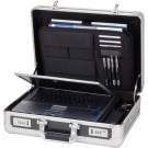 attache case carbon pour ordinateur portable