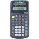 machine a calculer  TI-30 eco RS