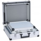 lot de 3 valises en aluminium