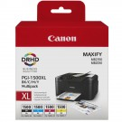 Pack canon PGI-1500XL