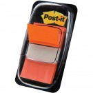 post-it index orange
