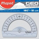 rapporteur maped 180 degres 12 cm