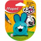 taille crayon lapin marrant