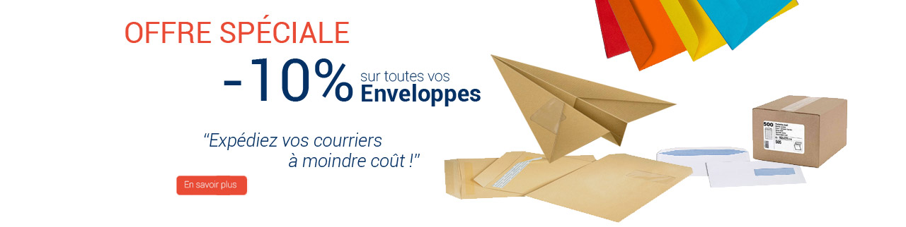 Vos courriers moins chers !